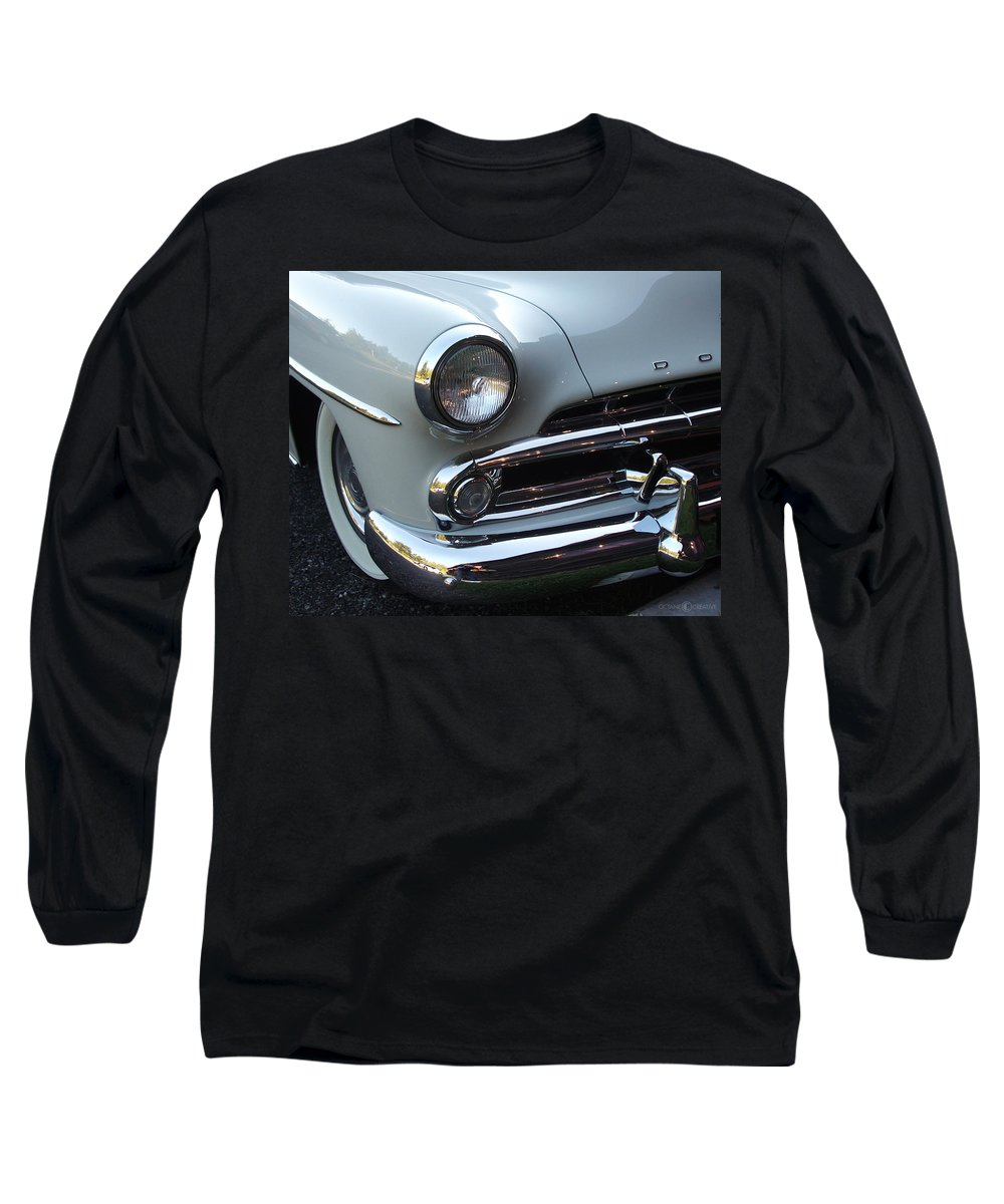 Dodge Long Sleeve T-Shirt featuring the photograph Dodge by Tim Nyberg