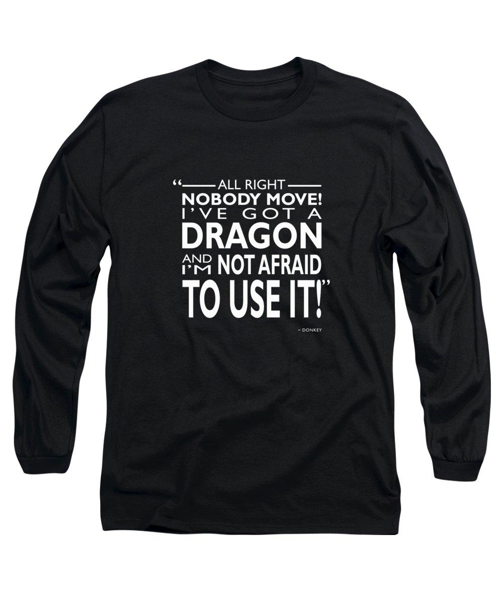 Donkey Long Sleeve T-Shirts