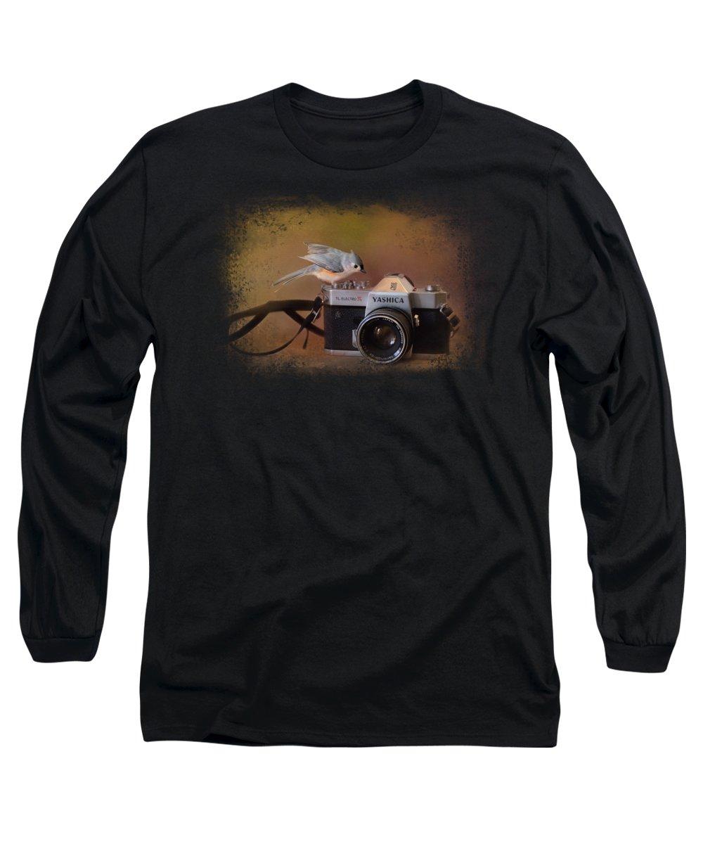 Titmouse Long Sleeve T-Shirts