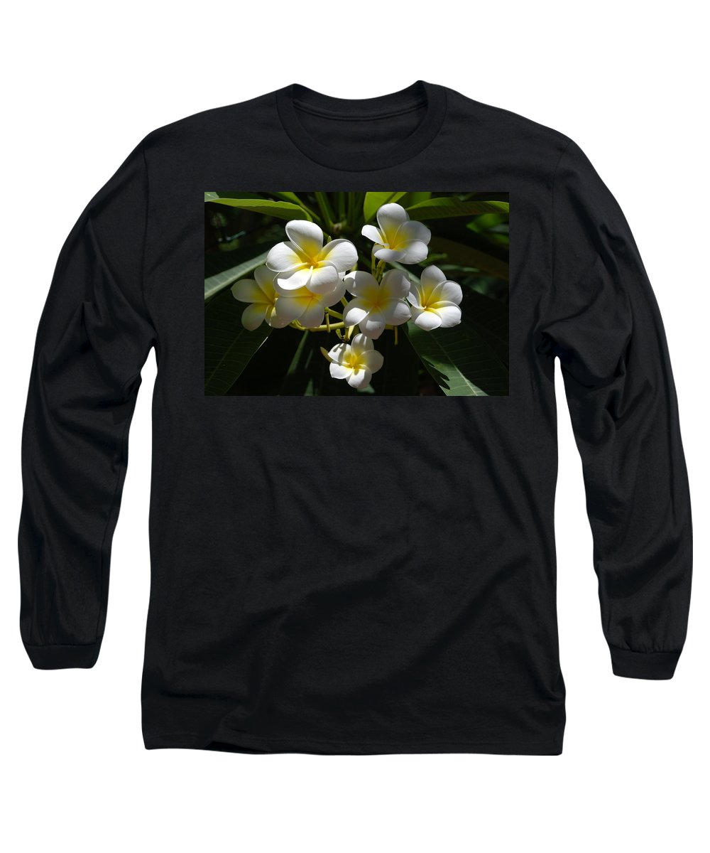 Nature Long Sleeve T-Shirt featuring the photograph Floral Beauties by Rob Hans