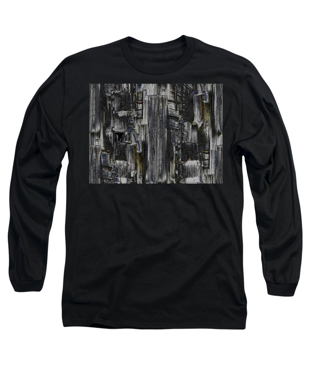 Seattle Long Sleeve T-Shirt featuring the photograph Freeway Park 2 by Tim Allen