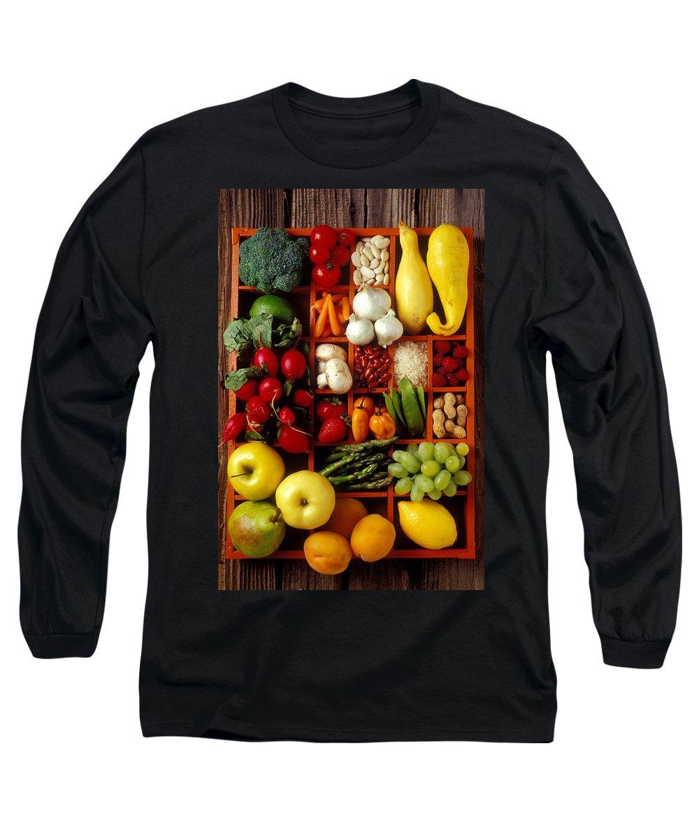 Asparagus Long Sleeve T-Shirts