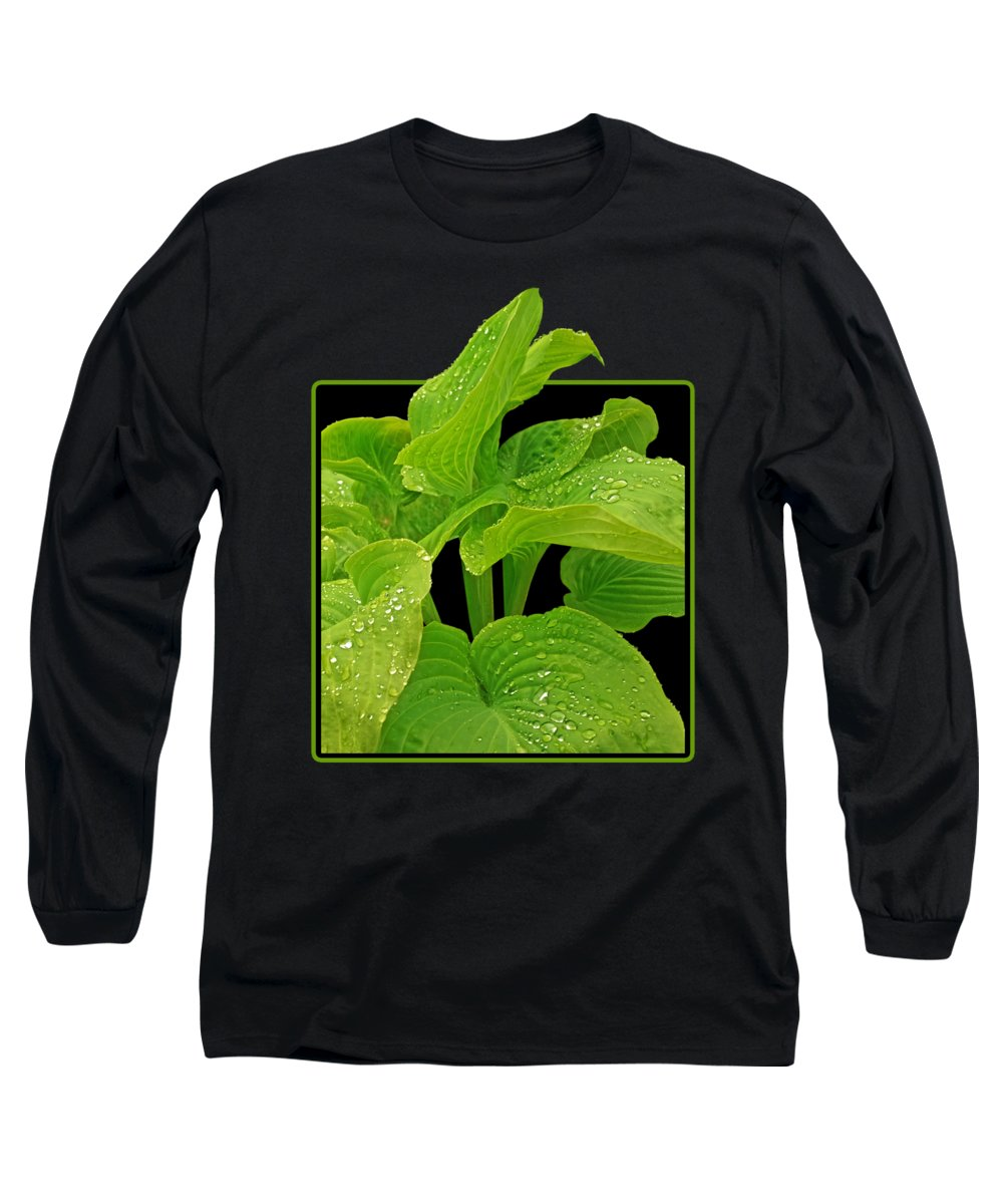Beauty In Nature Long Sleeve T-Shirts