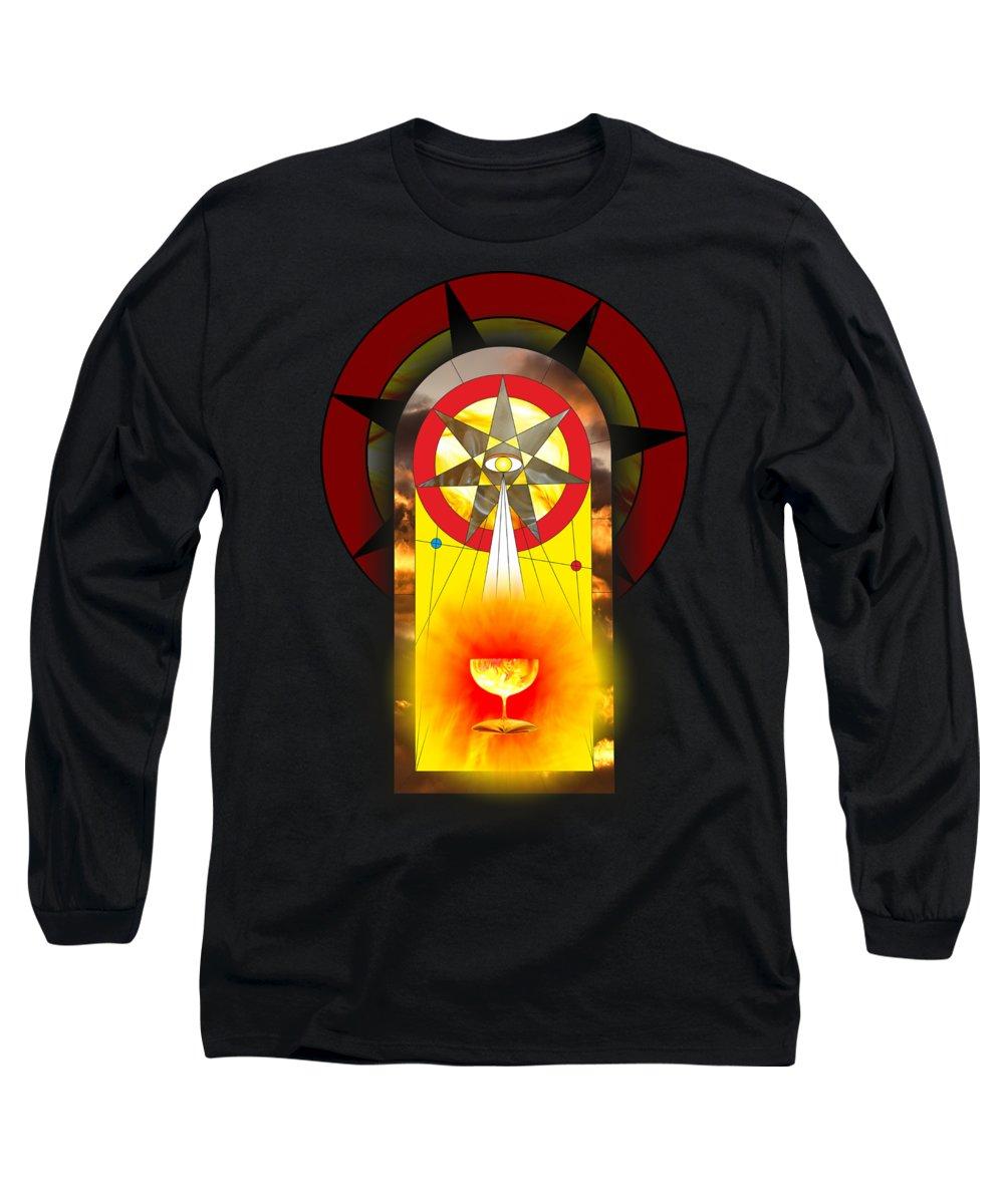 Mythology Long Sleeve T-Shirts
