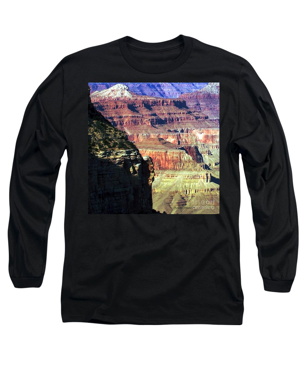 Photograph Long Sleeve T-Shirt featuring the photograph Heritage by Shelley Jones