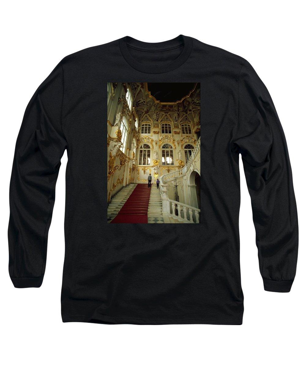Michel Guntern Long Sleeve T-Shirts