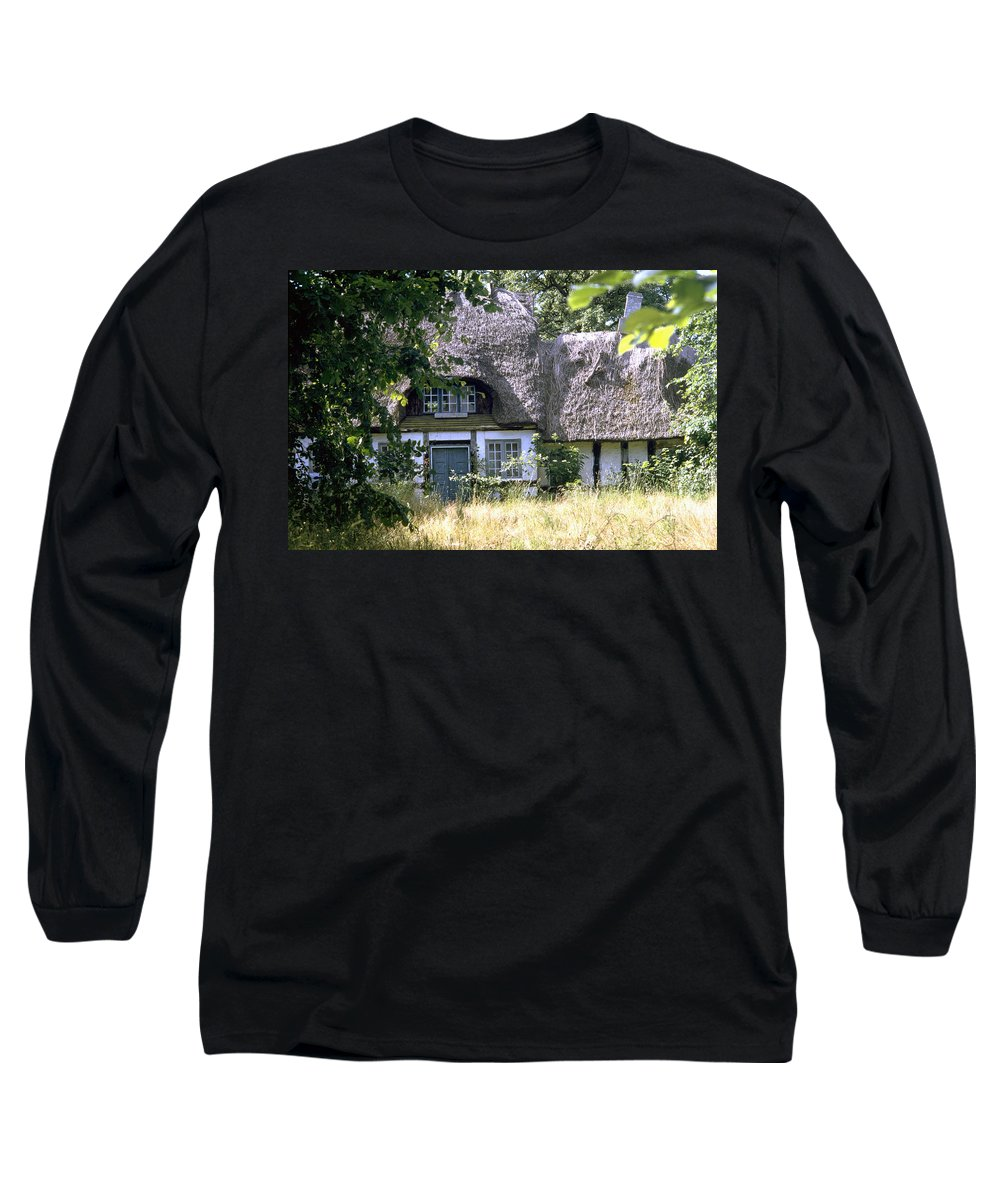 Denmark Long Sleeve T-Shirt featuring the photograph Hidden Beauty by Flavia Westerwelle