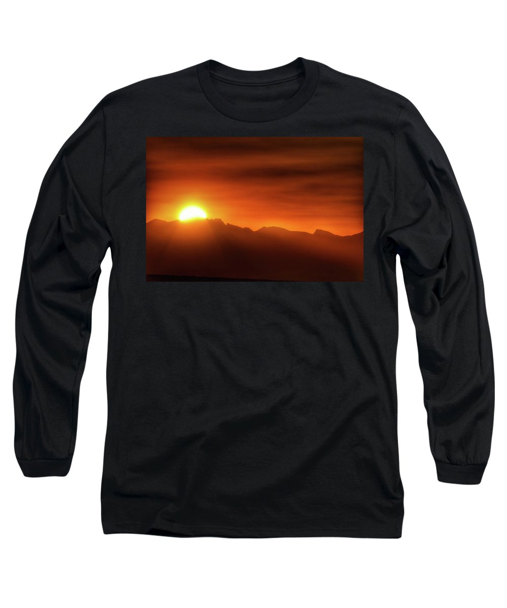 Indian Peaks Wilderness Long Sleeve T-Shirts