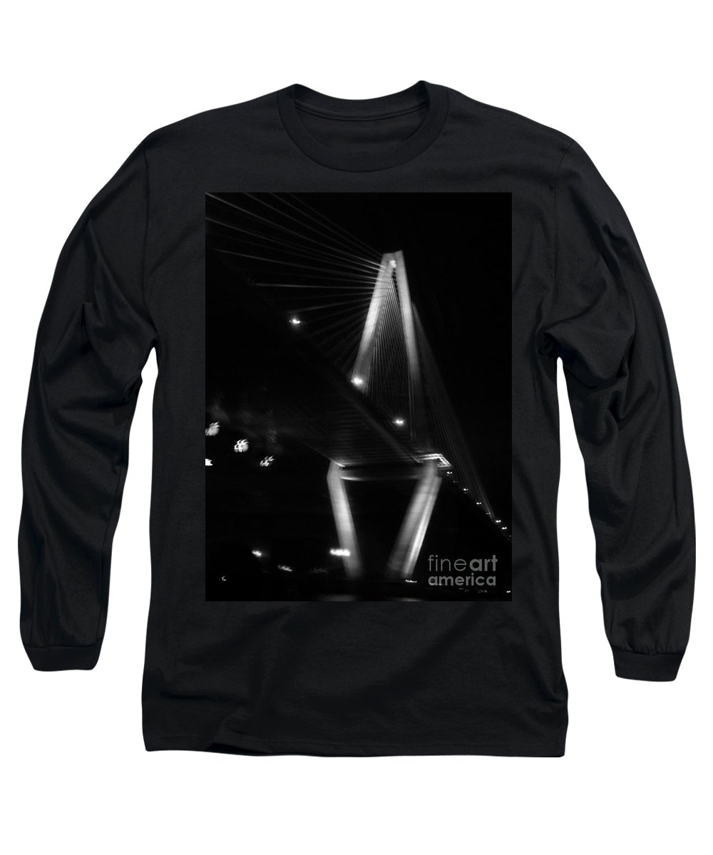 Bridges Long Sleeve T-Shirt featuring the photograph Jammin Life by Amanda Barcon