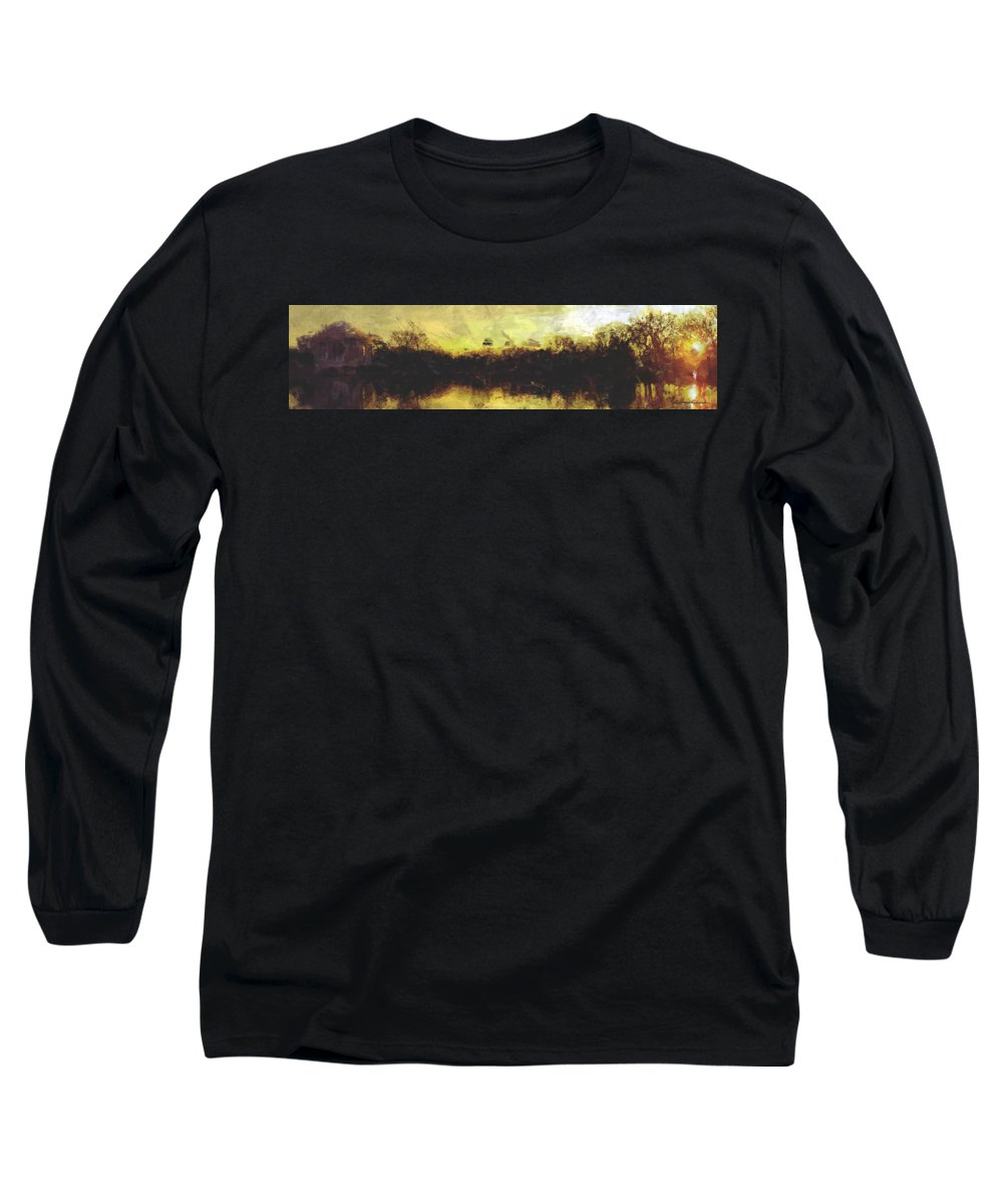 Jefferson Memorial Long Sleeve T-Shirts