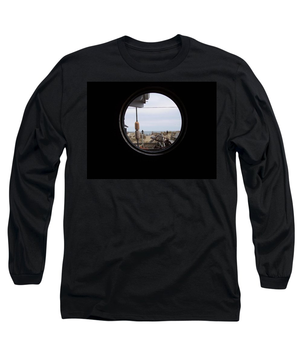 Kitty Hawk Long Sleeve T-Shirt featuring the photograph Kitty Hawk by Flavia Westerwelle