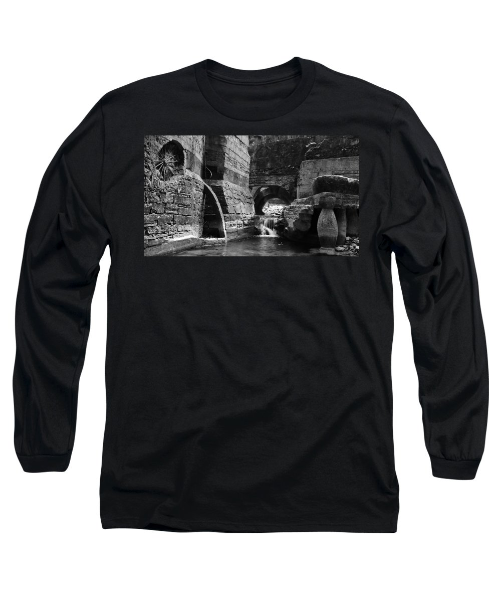 Skip Hunt Long Sleeve T-Shirt featuring the photograph Las Pozas 1 by Skip Hunt
