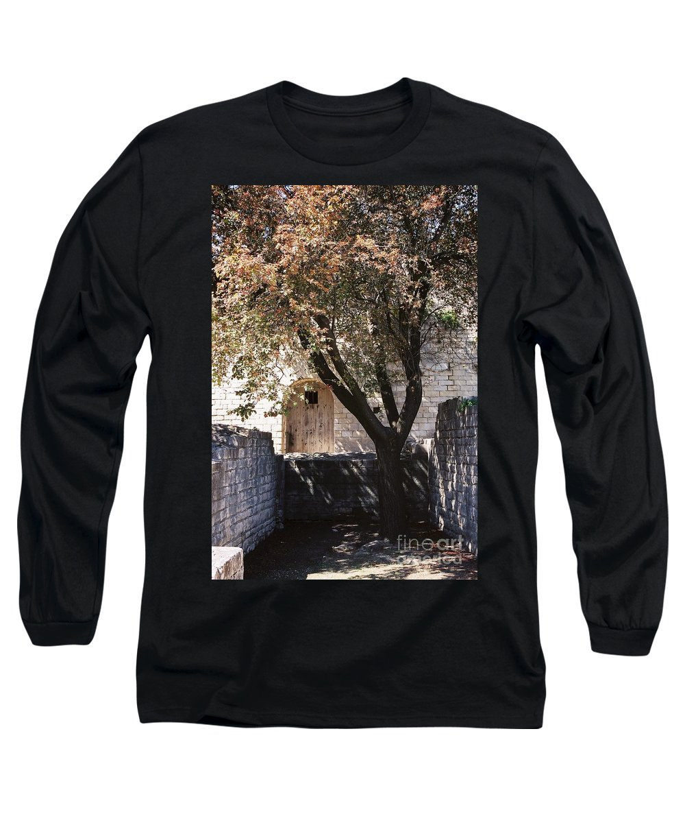 Life Long Sleeve T-Shirt featuring the photograph Life And Death by Nadine Rippelmeyer