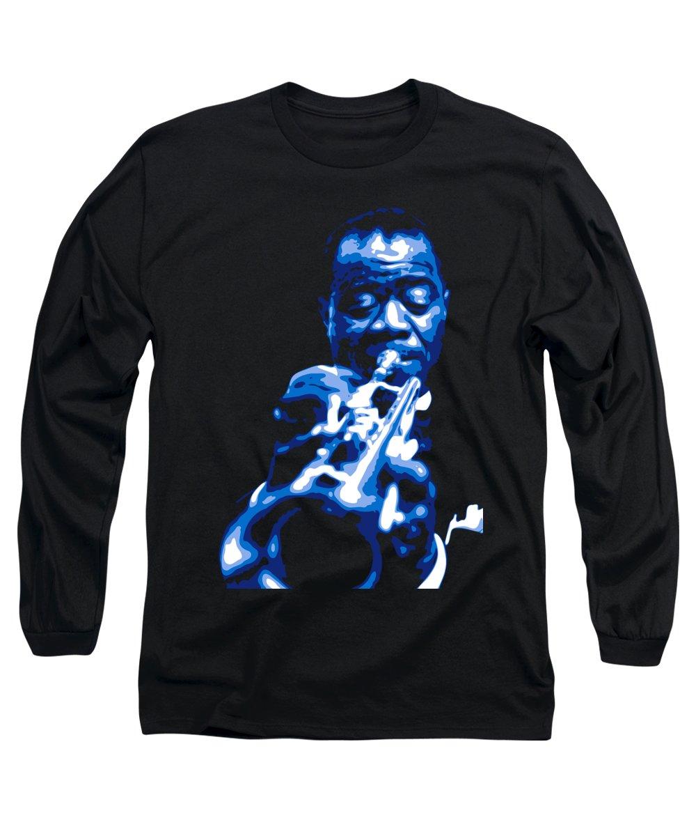 Trumpet Long Sleeve T-Shirts