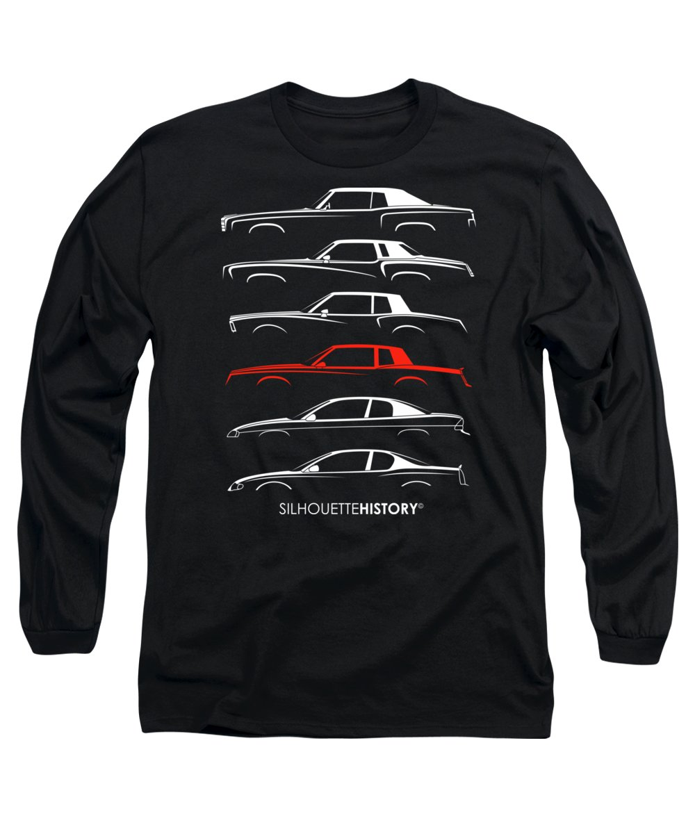 Chevrolet Long Sleeve T-Shirts