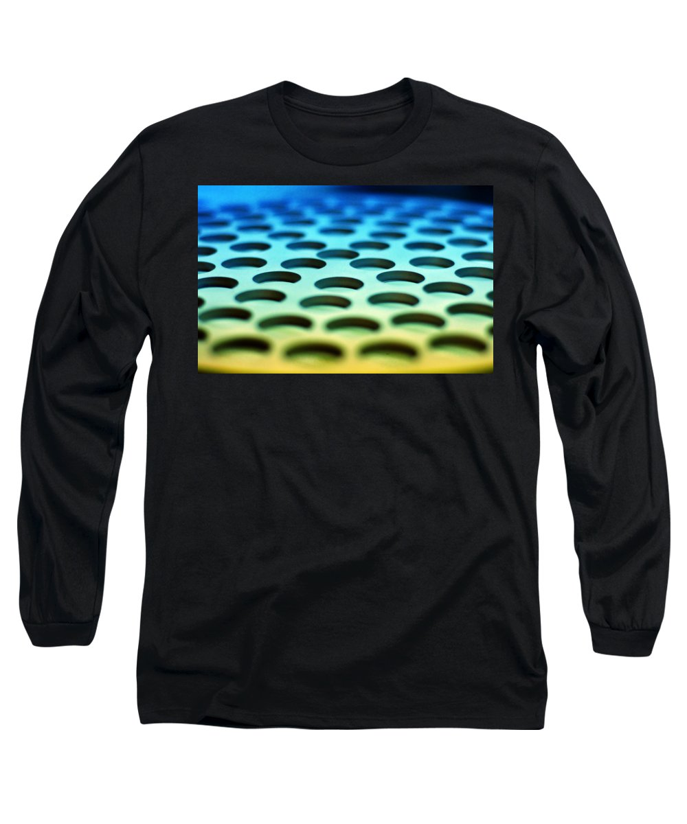 Industrial Long Sleeve T-Shirt featuring the photograph Mothership by Skip Hunt