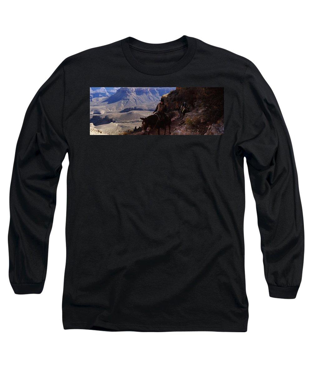 South Kaibab Trail Long Sleeve T-Shirts