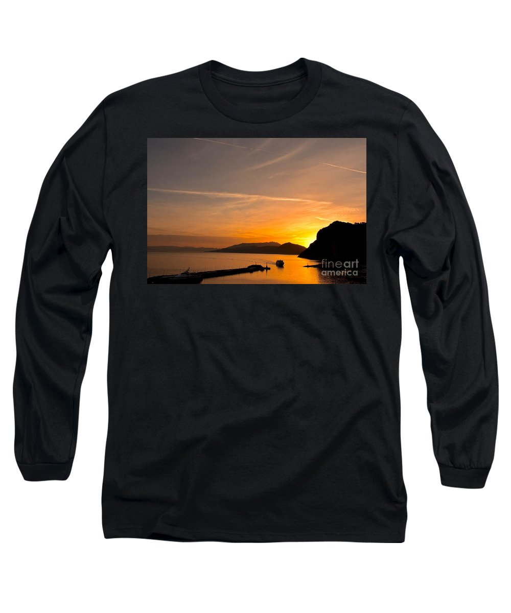 Beautiful Long Sleeve T-Shirt featuring the photograph Paradise by Jeramey Lende