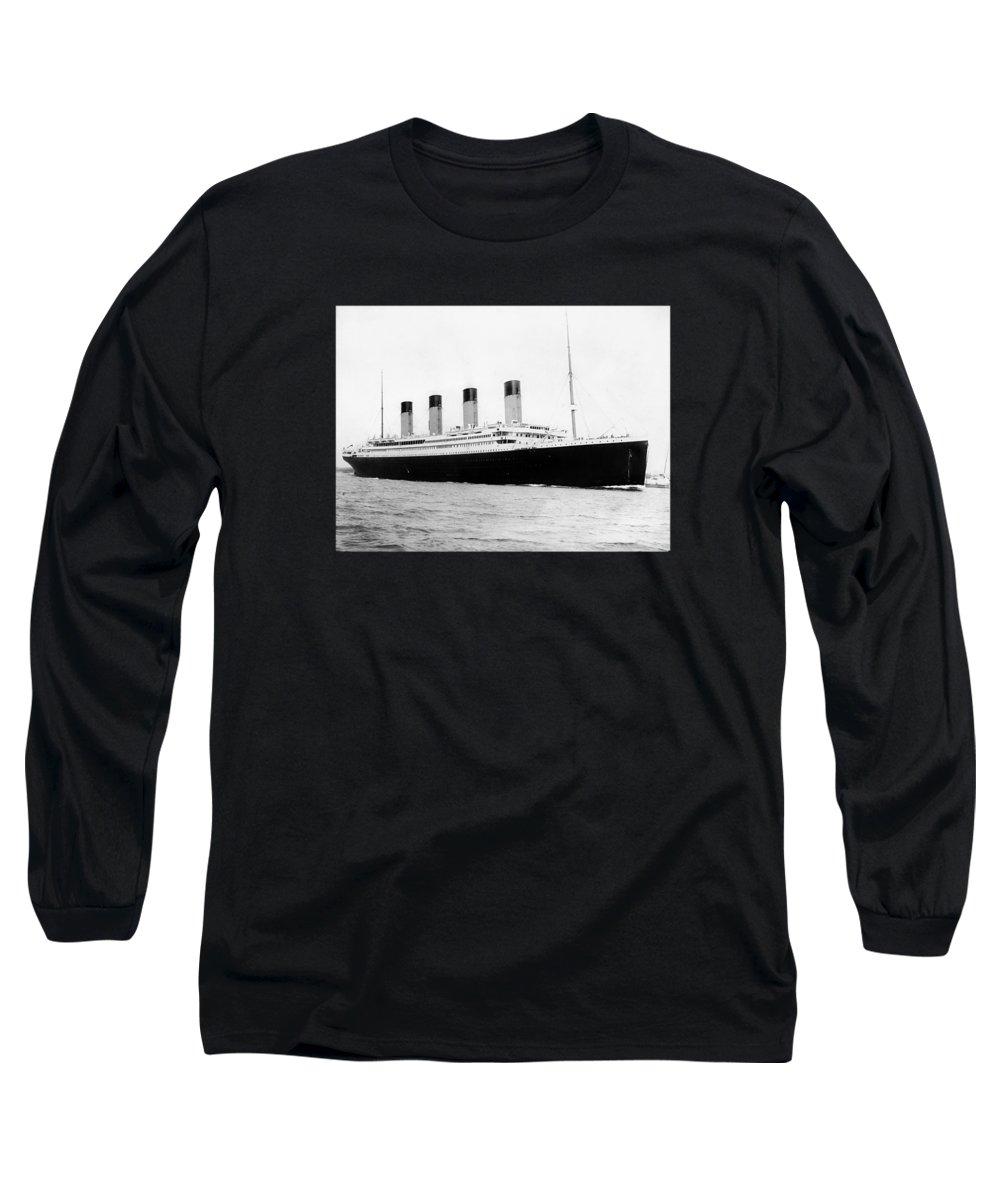 Maritime Photographs Long Sleeve T-Shirts