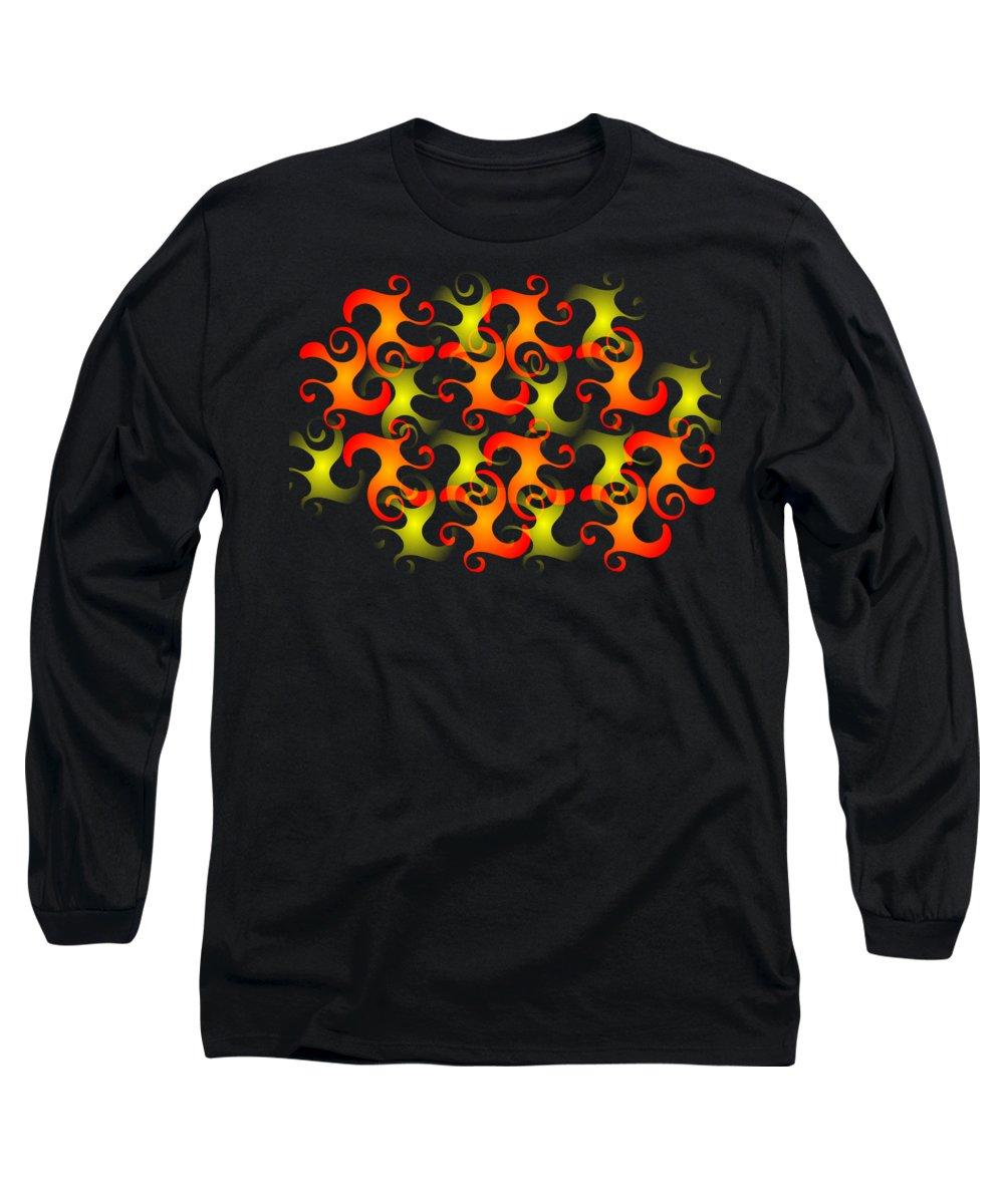 Salamanders Long Sleeve T-Shirts
