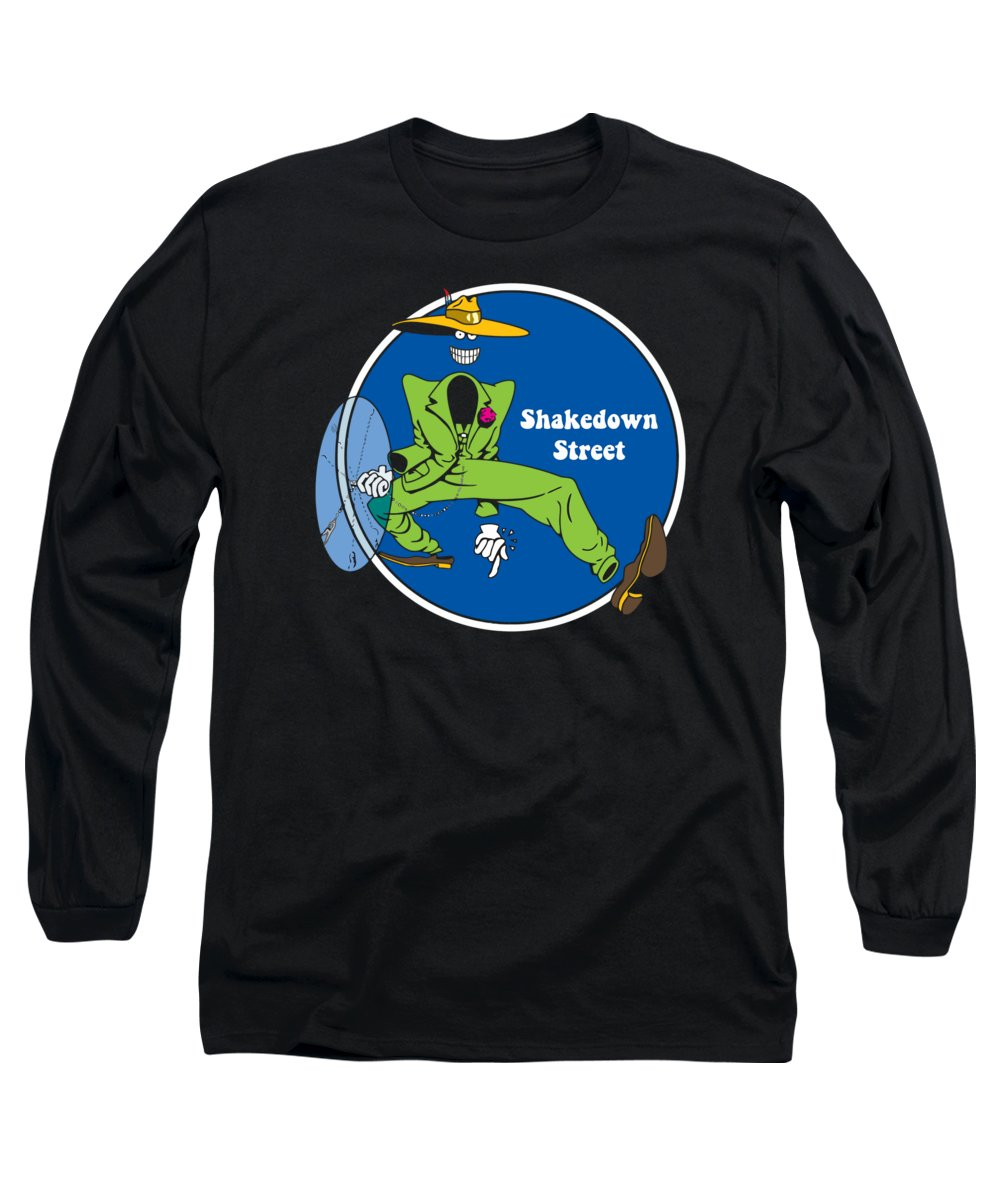 Art In America Long Sleeve T-Shirts