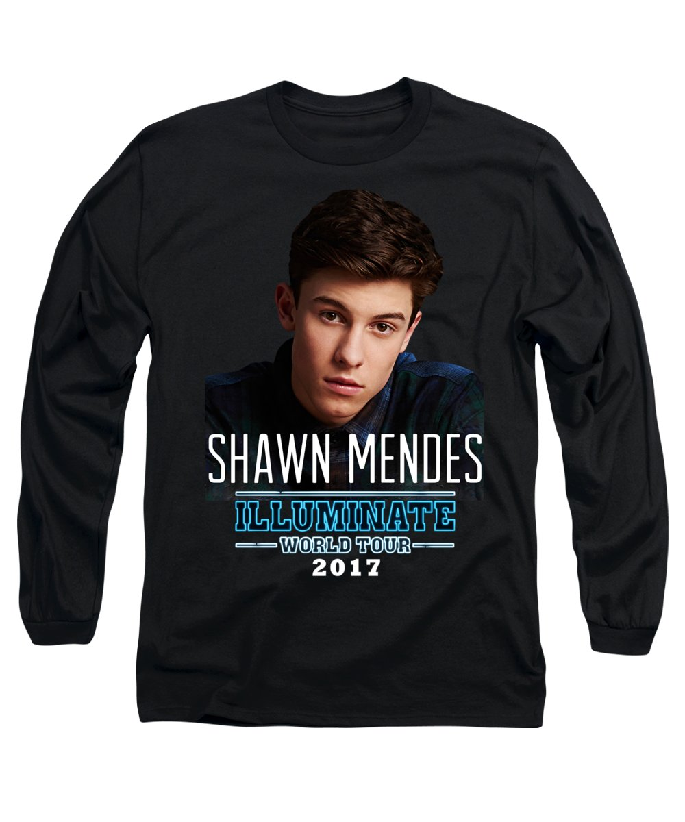 Shawn Long Sleeve T-Shirts