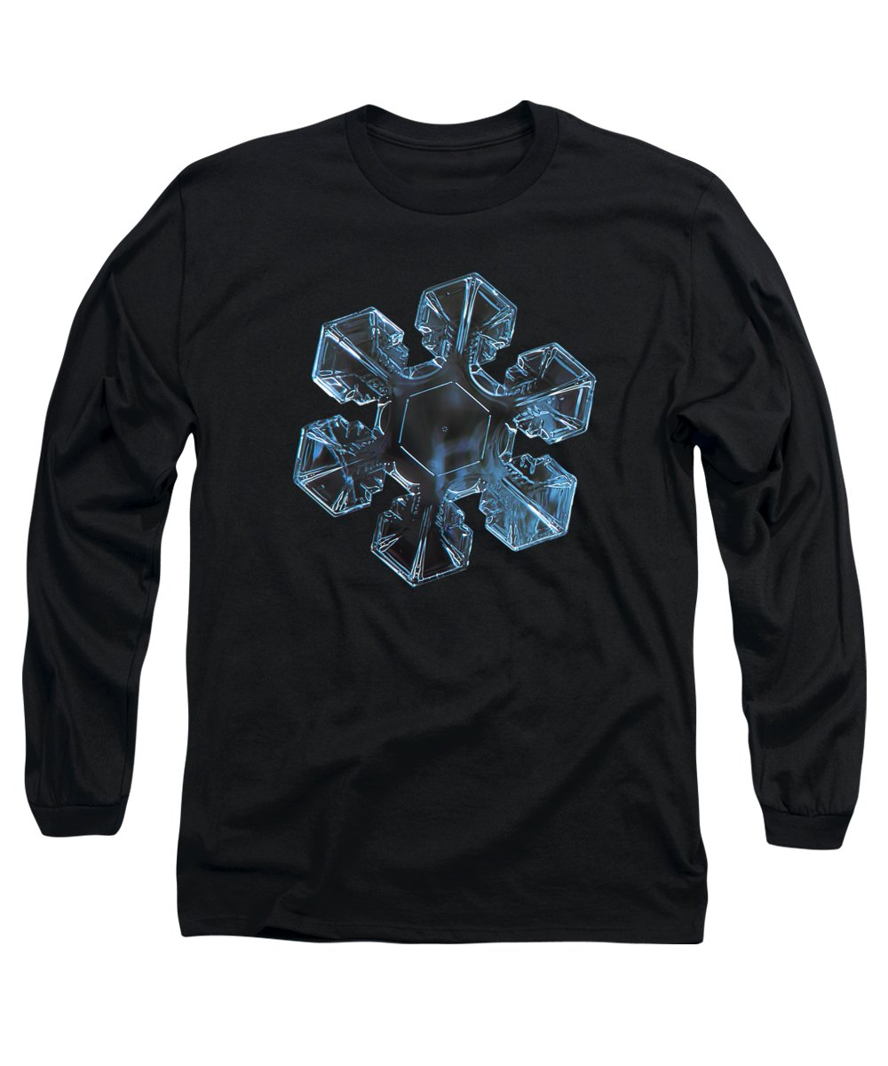 Microscopic Photographs Long Sleeve T-Shirts
