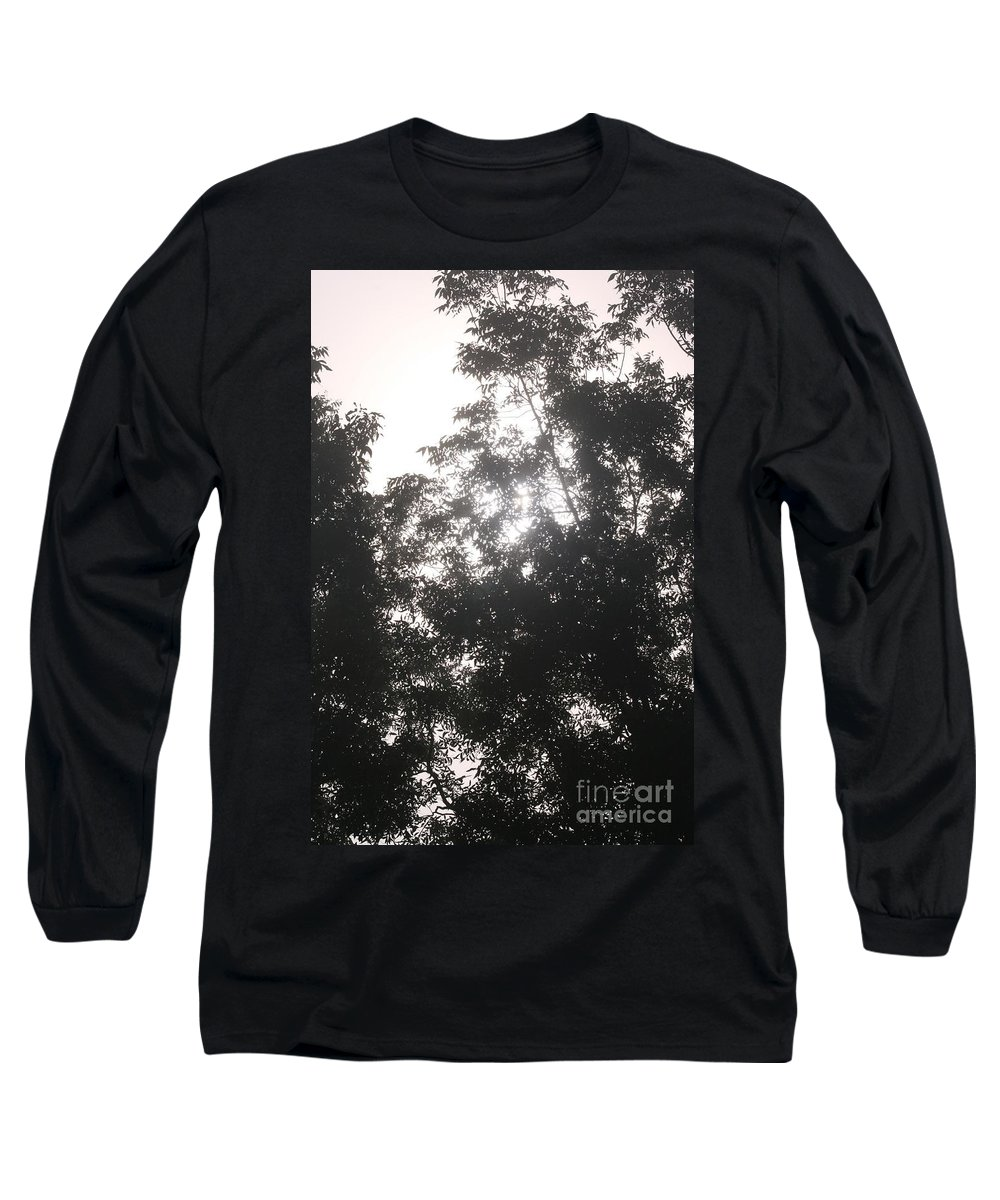 Light Long Sleeve T-Shirt featuring the photograph Soft Light by Nadine Rippelmeyer