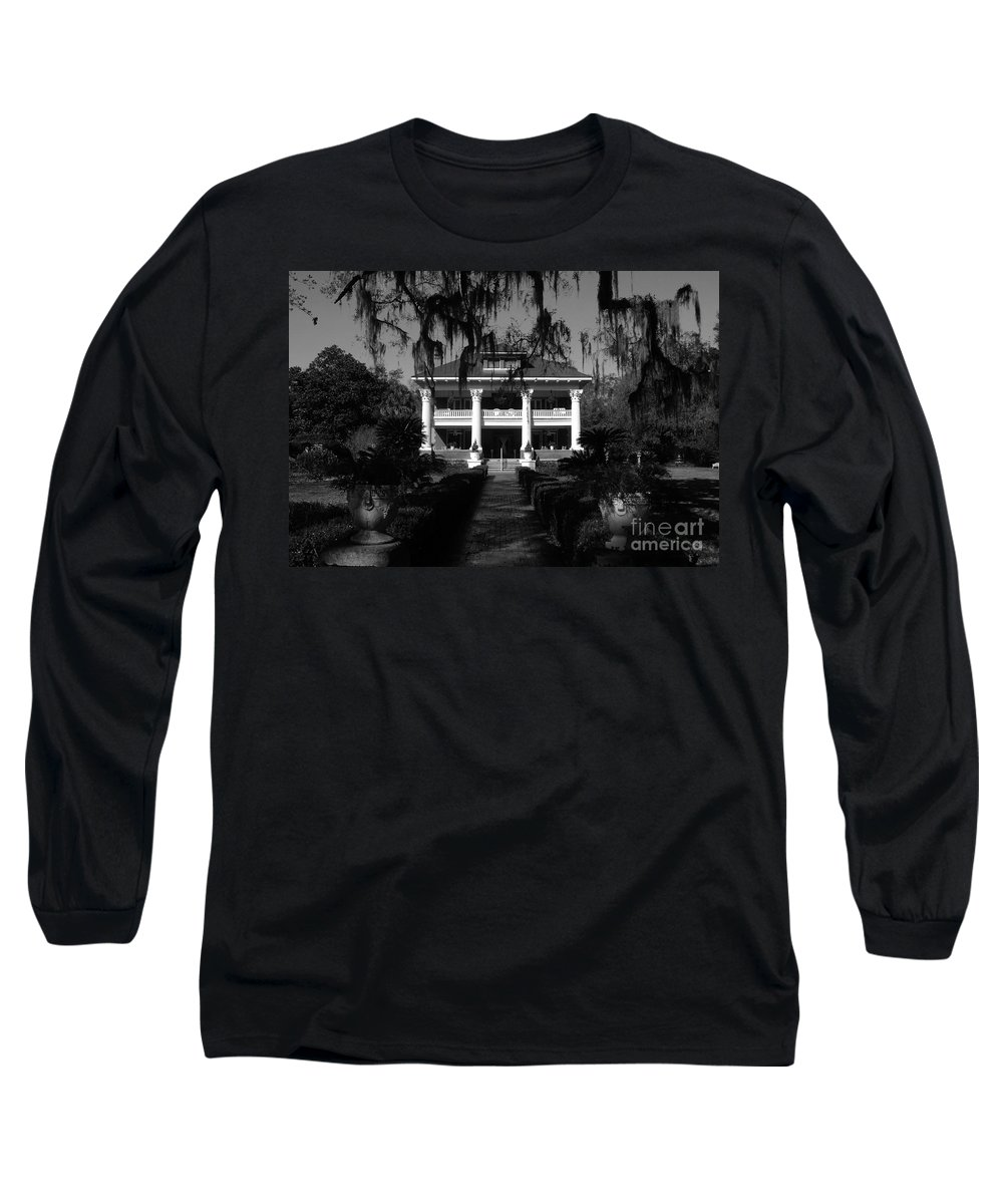 Old South Long Sleeve T-Shirt featuring the photograph Southern Bell by David Lee Thompson