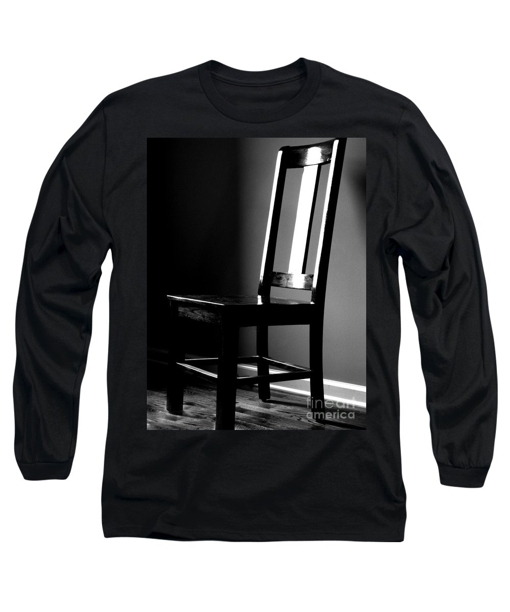 Stillness Long Sleeve T-Shirt featuring the photograph Still by Amanda Barcon