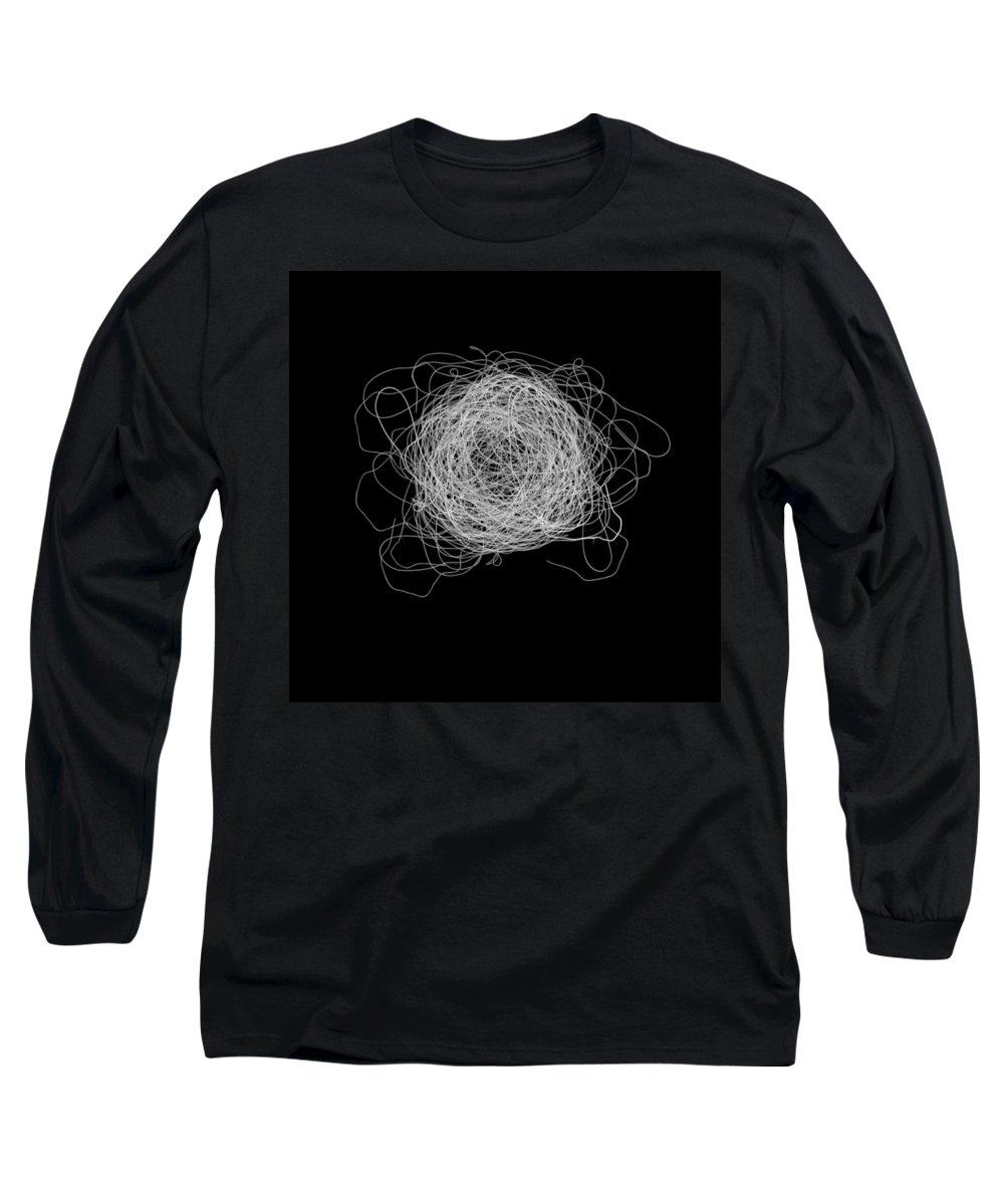 Wire Wrap Photographs Long Sleeve T-Shirts