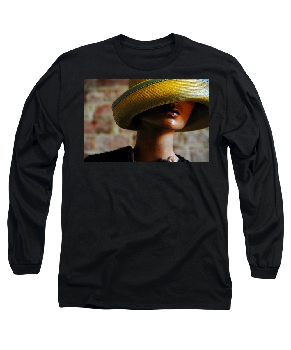 Aged Long Sleeve T-Shirt featuring the photograph Tel Aviv by Skip Hunt