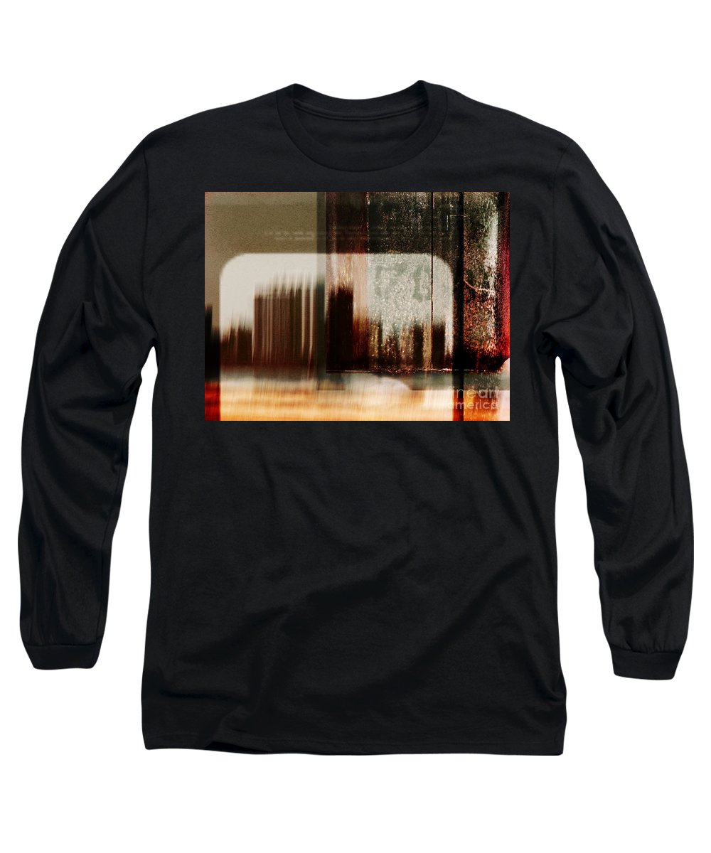 Dipasquale Long Sleeve T-Shirt featuring the photograph That Day In The City When We Lost Track Of Time by Dana DiPasquale