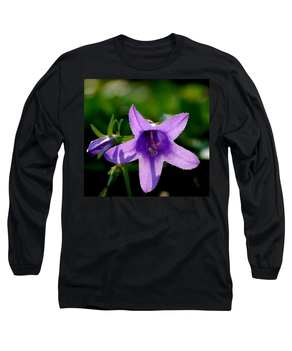 Digital Photography Long Sleeve T-Shirt featuring the digital art Translucent by David Lane