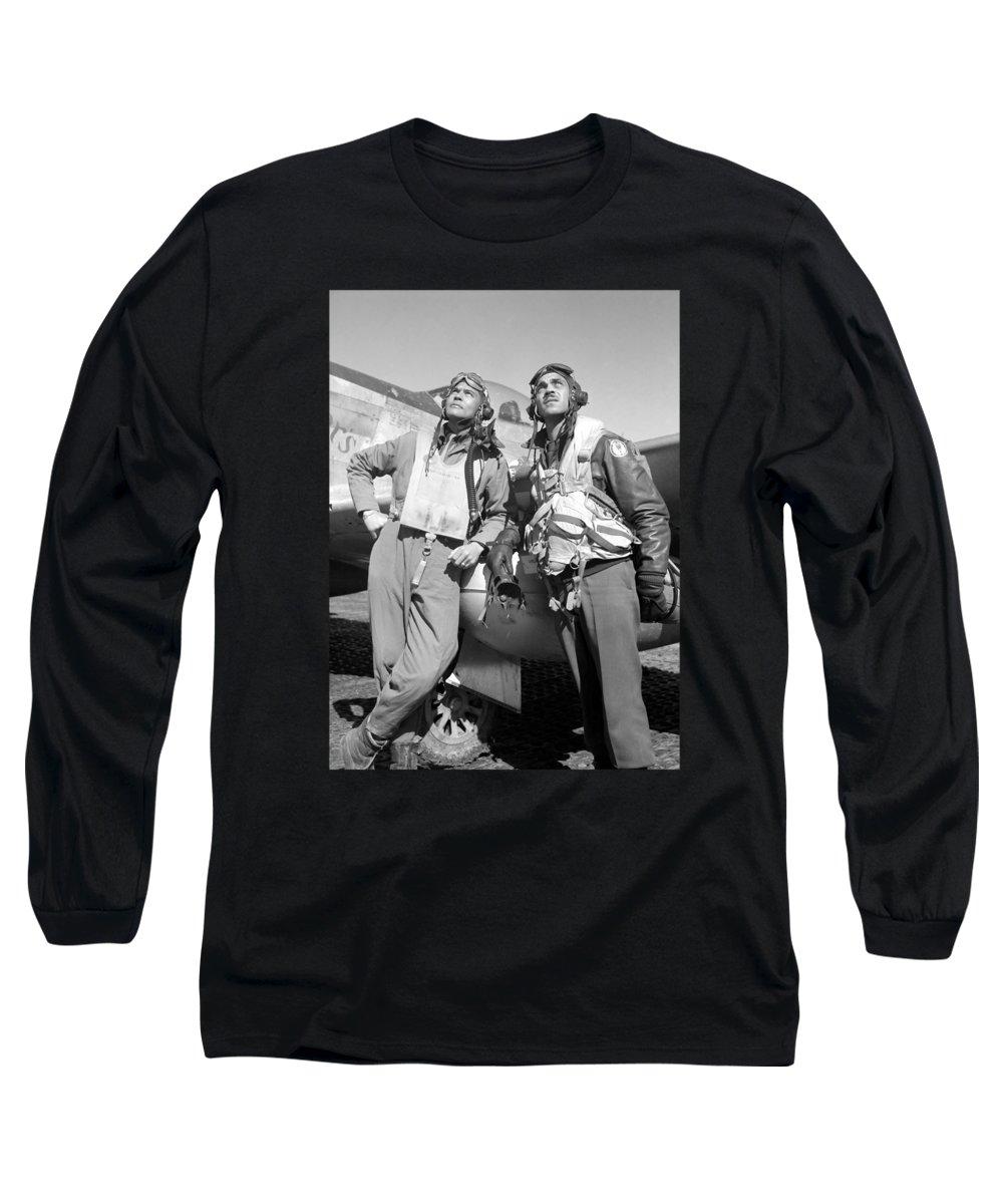 Ben Long Sleeve T-Shirts
