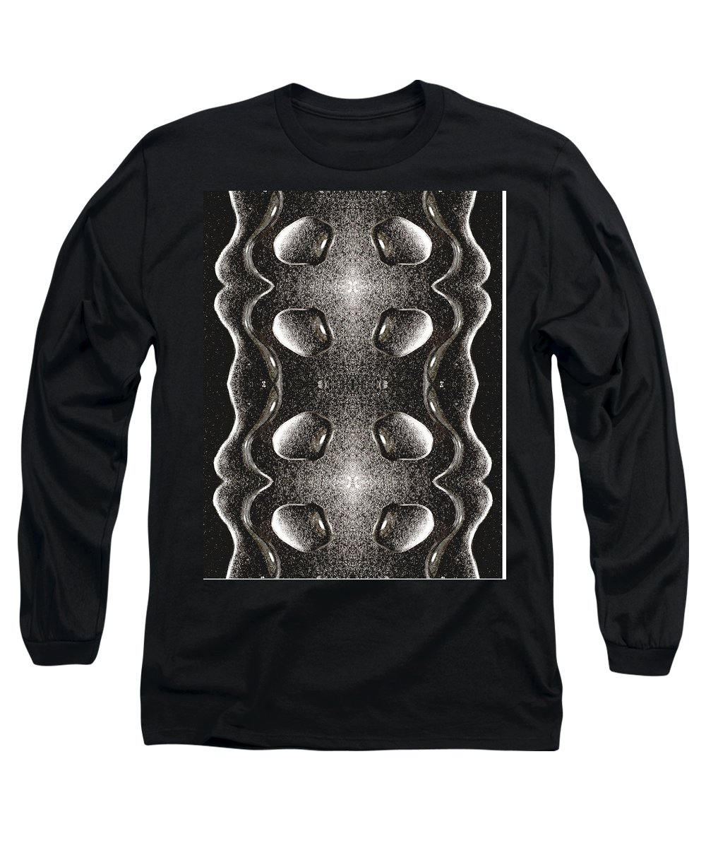 Water Long Sleeve T-Shirt featuring the photograph Waterscape 1 by Nancy Mueller