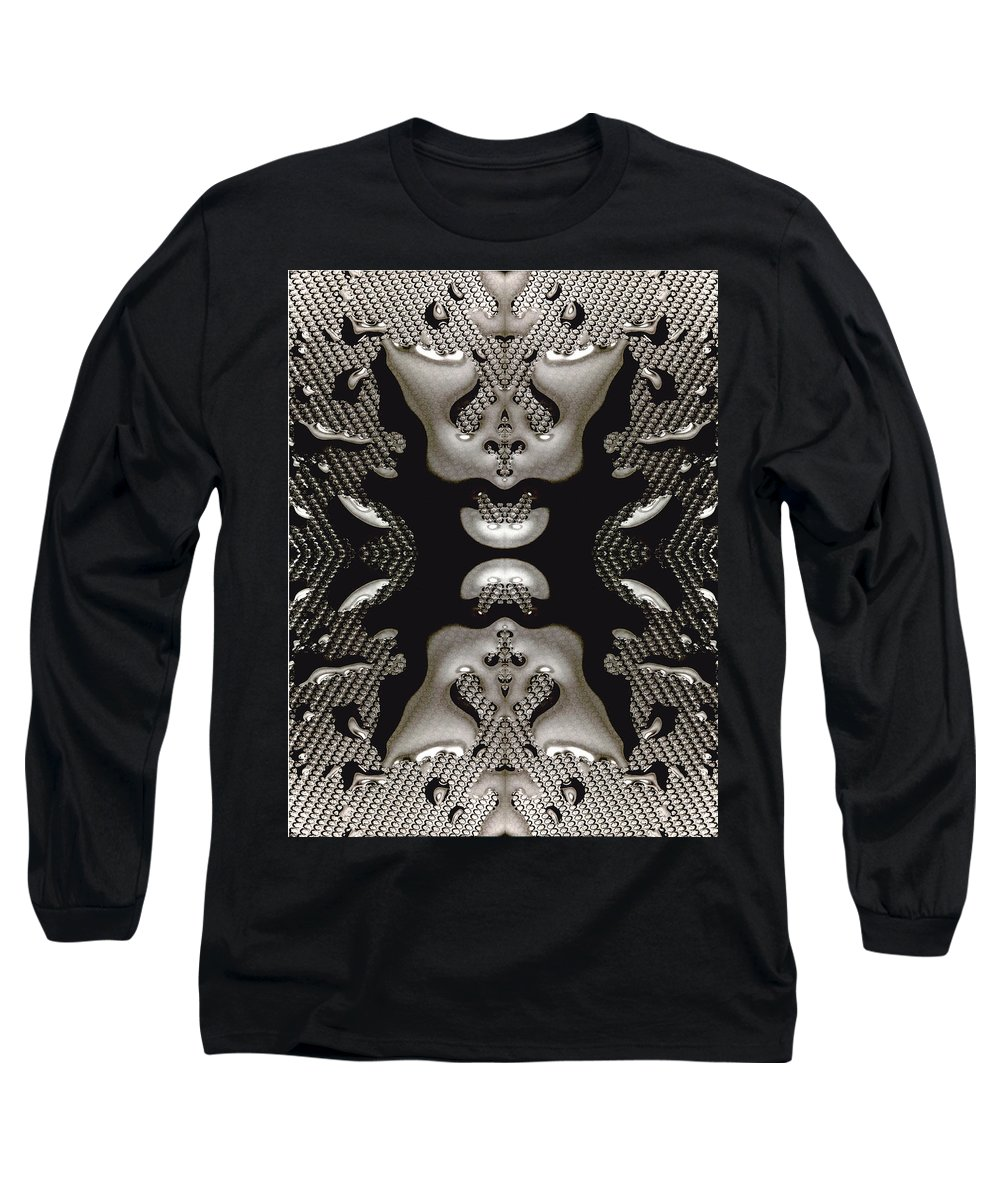 Water Long Sleeve T-Shirt featuring the photograph Waterscape 3 by Nancy Mueller