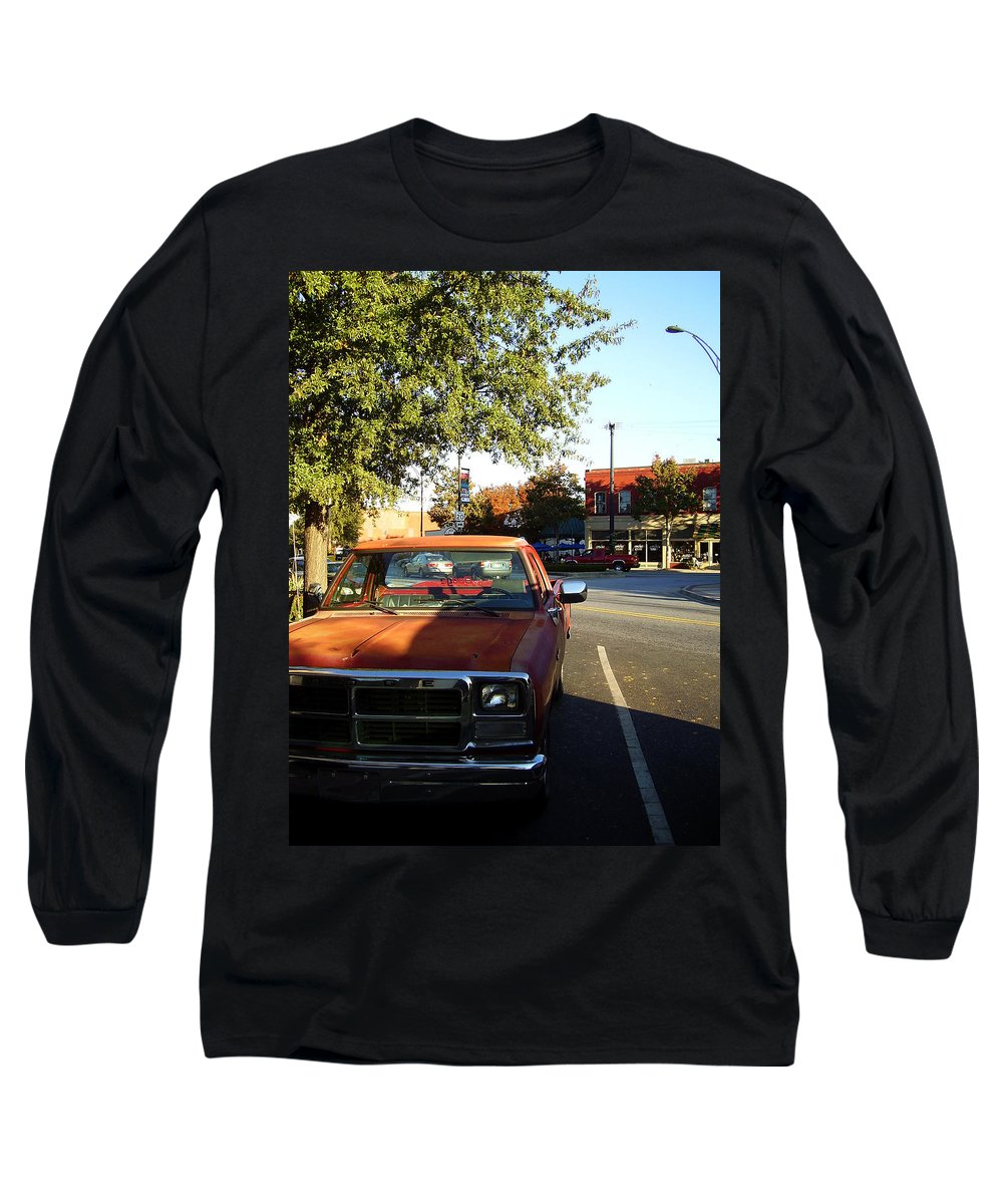 West End Long Sleeve T-Shirt featuring the photograph West End by Flavia Westerwelle