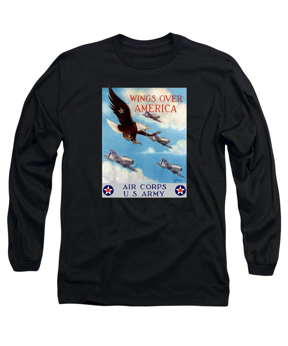 Airplane Long Sleeve T-Shirts