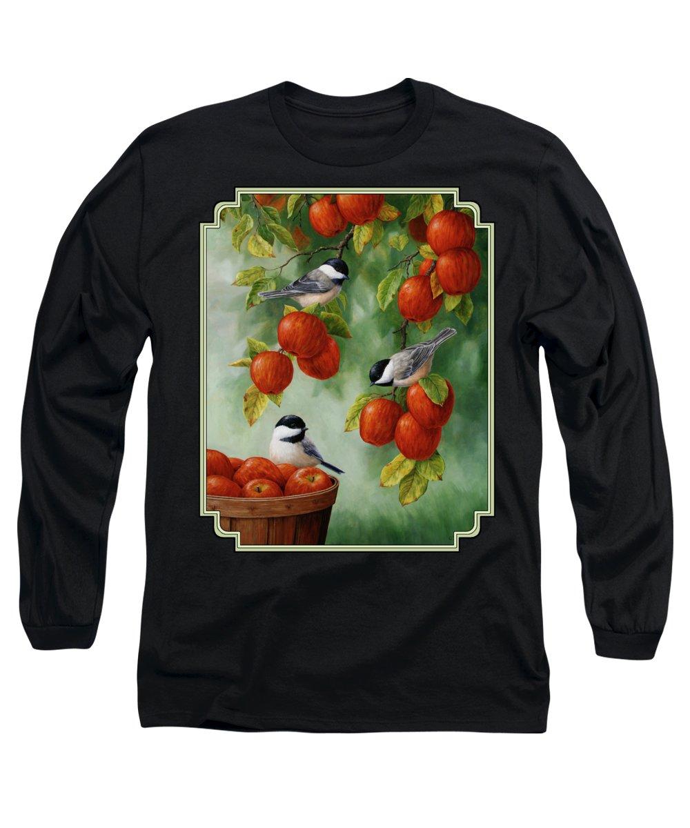 Branch Long Sleeve T-Shirts