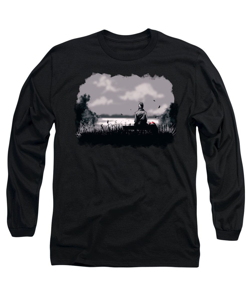 Old Drawings Long Sleeve T-Shirts