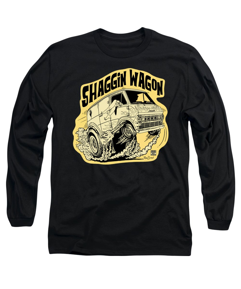 Wagon Long Sleeve T-Shirts