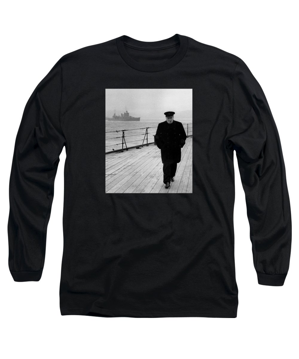 Government Long Sleeve T-Shirts
