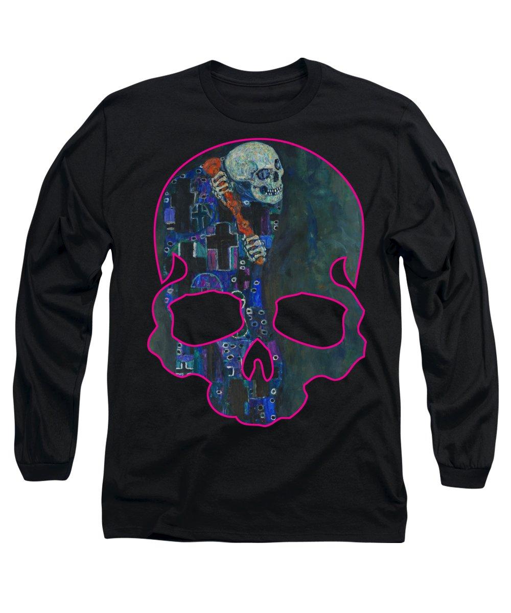 Gustav Long Sleeve T-Shirts