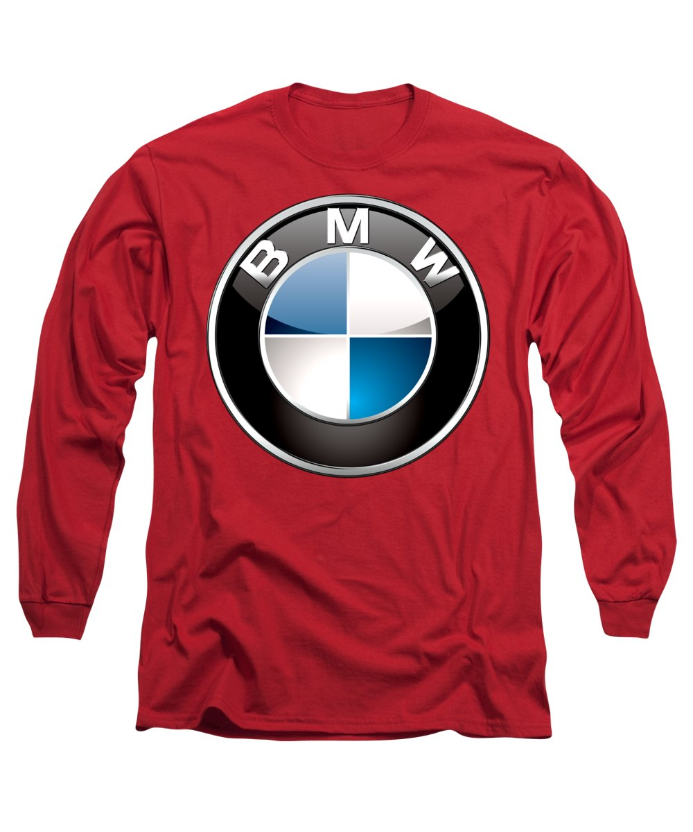 Automotive Long Sleeve T-Shirts