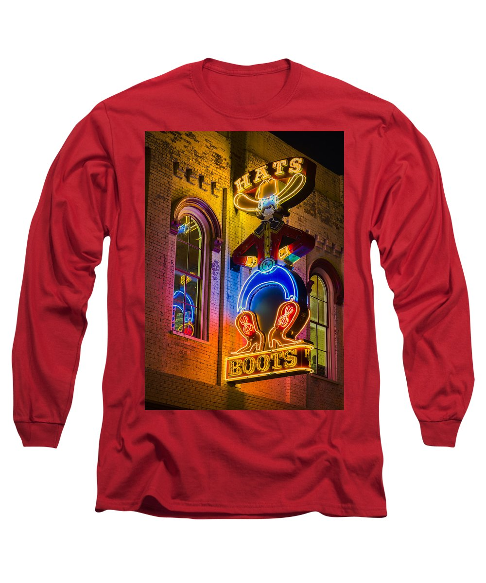 Ryman Auditorium Long Sleeve T-Shirts