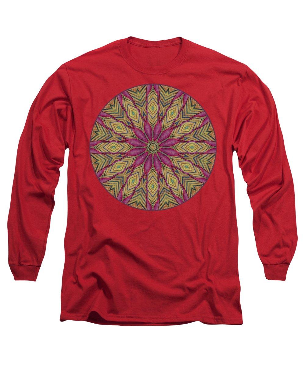 Mandala Photographs Long Sleeve T-Shirts