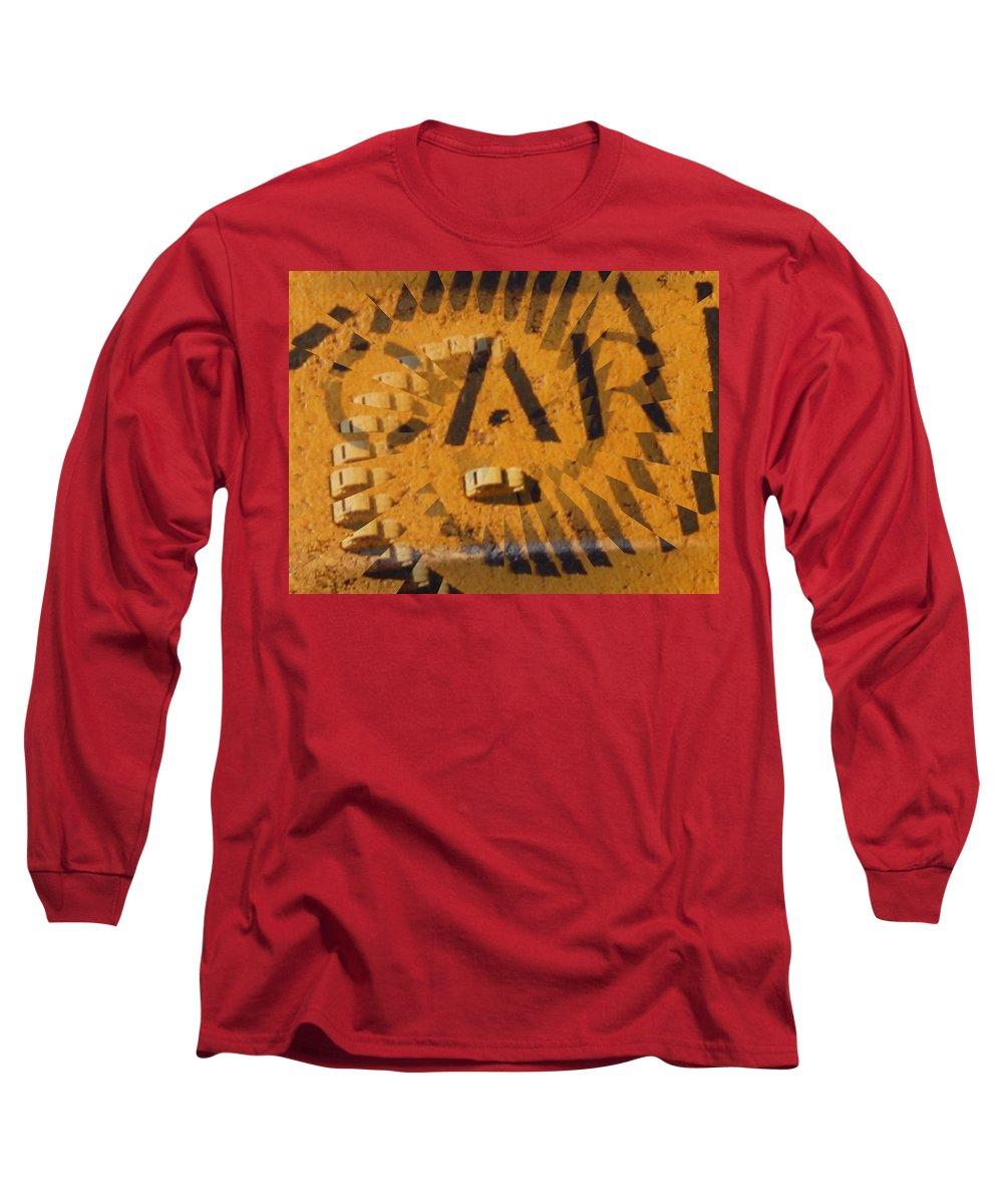 Car Long Sleeve T-Shirt featuring the digital art Car by Tim Allen