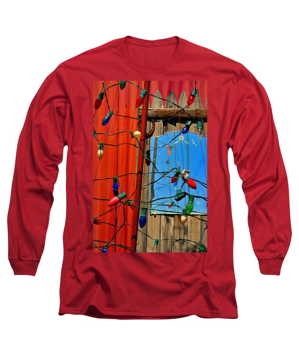 Skip Hunt Long Sleeve T-Shirt featuring the photograph Electric Lady Land by Skip Hunt
