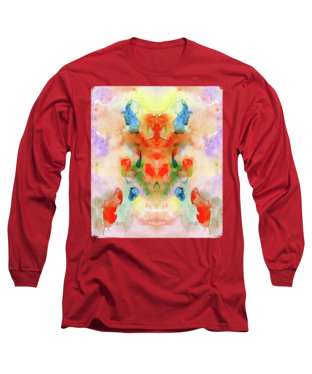 Apparition Paintings Long Sleeve T-Shirts